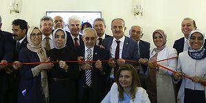 AKP'li Vekillerden Meclis'te Gıyabi Köprü Açılışı