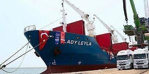 Gazze'ye İlk Yardım Gemisi Bugün Yola Çıktı