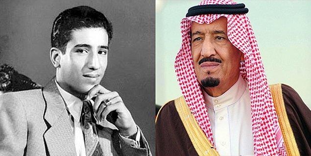 11. Kral Salman bin Albülaziz El Suud