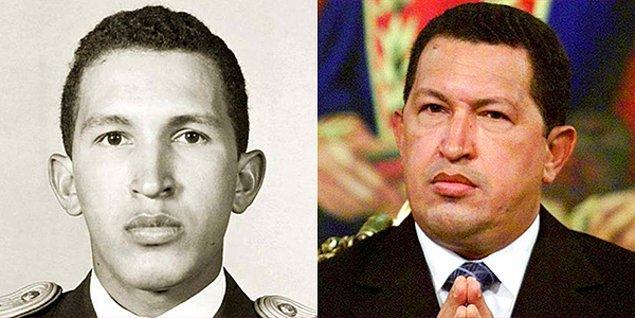 12. Hugo Chavez