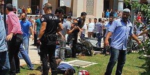 Camide 'Üzerimde Bomba Var' Diyen Kişi Adanalılar Tarafından Etkisiz Hale Getirildi