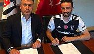 Beşiktaş, Gökhan Gönül İle 4 Yıllık Sözleşme İmzaladı