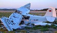 Balıkesir'de Eğitim Uçağı Düştü: 2 Kişi Hayatını Kaybetti