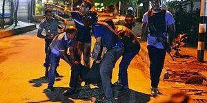 Bangladeş'te Kafeye 'IŞİD Baskını'