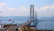 'Osmangazi Köprüsü'nden Geçen de Geçmeyen de Para Ödeyecek'