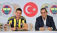 Fenerbahçe, Neustader ile 3 Yıllık Sözleşme İmzaladı
