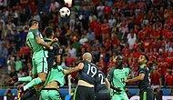 EURO 2016'da İlk Finalist Portekiz Oldu | Portekiz 2-0 Galler
