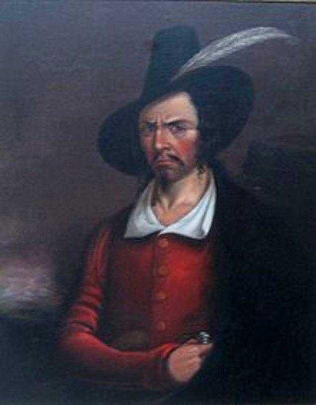 """8. Jean """"Robin Hood"""" Lafitte (1776-1823)"""