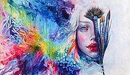 Modern Sanata Yeni Bir Bakış Sunan Güzeller Güzeli Rus Sanatçı: Tanya Shatseva