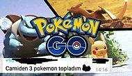 Pokemon Çılgınlığı Dur Durak Bilmiyor: Pokemon GO İle Geçen 48 Saatin Ardından Yaşananlar