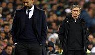 """Guardiola: """"Mourinho Rekabeti Beni Daha İyi Bir Teknik Direktör Yaptı"""""""