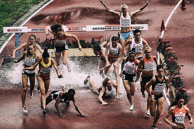 1. Tam da bu günlerde devam eden Avrupa Atletizm Şampiyonası'nda kazanılan madalyalardan çok başka bir konuyla gündemde: Devşirme sporcular.