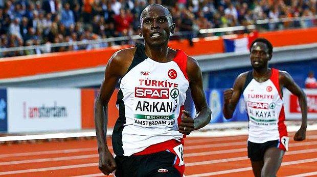 Milli Atletlerden Bir Günde 2 Altın, 3 Gümüş Madalya