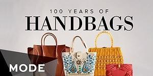 Волшебные изменения сумок за последние 100 лет