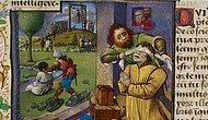 Ölümün En Vahşi Yönü Olan İdamı Tasvir Eden Yazmalardan Çıkmış 10 Görsel
