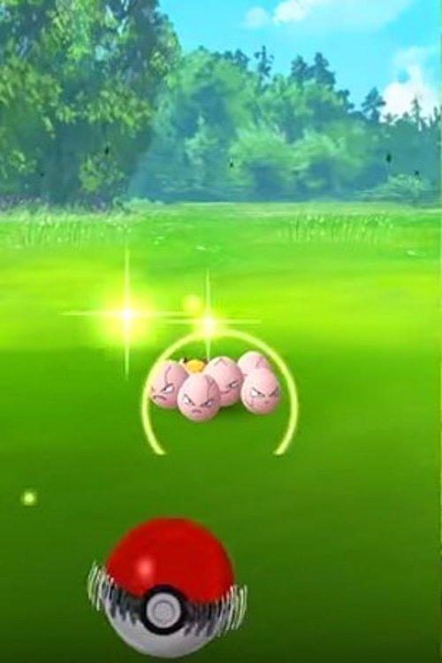 Poke topunu kendi etrafında döndürerek daha iyi fırlatmak mümkün, böylece daha çok puan kazanabilirsiniz.
