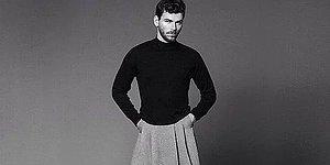 Etek Giymekte Hiçbir Sorun Görmeyen Adamlardan 25 İlham Verici Instagram Paylaşımı