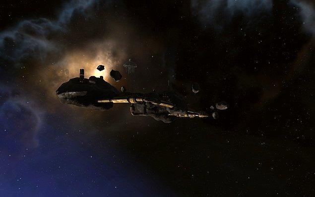 7. Hem Üzücü Hem Karanlık Bir Teori: Evrenimiz Devasa Bir Uzaylı Mezarlığı Olabilir!