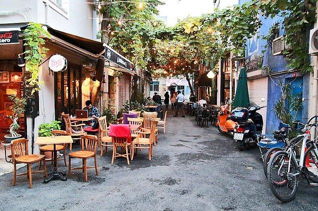Karaköy Sokakları