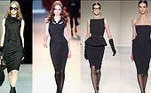 Для знатоков качества: какое из этих черных платьев самое дорогое?