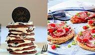 Kahvaltı Sofrasından Yemek Masasına Taşıyabileceğiniz Farklı 13 Pankek Tarifi