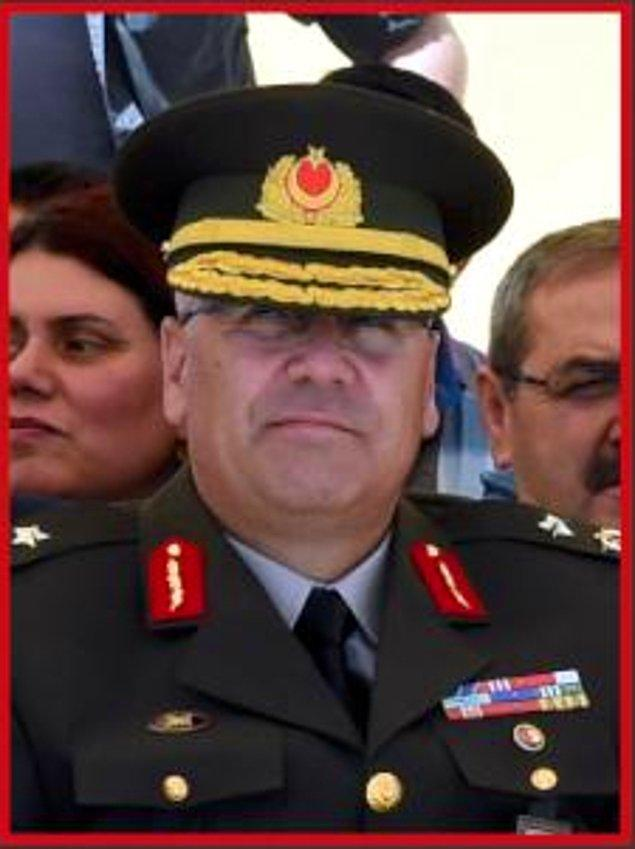 Şanlıurfa 20. Zırhlı Tugay Komutanı Tuğgeneral Metin Alpcan