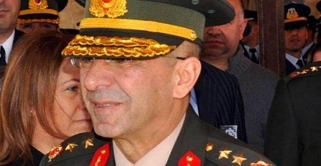 Ege Ordu Komutanlığı Kurmay Başkanı Tümgeneral Memduh Hakbilen