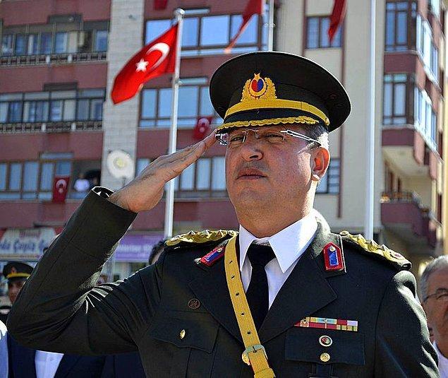 Safranbolu 125. Jandarma Er Eğitim Alay Komutanı İstihkam Kurmay Albay Sedad Arıcan