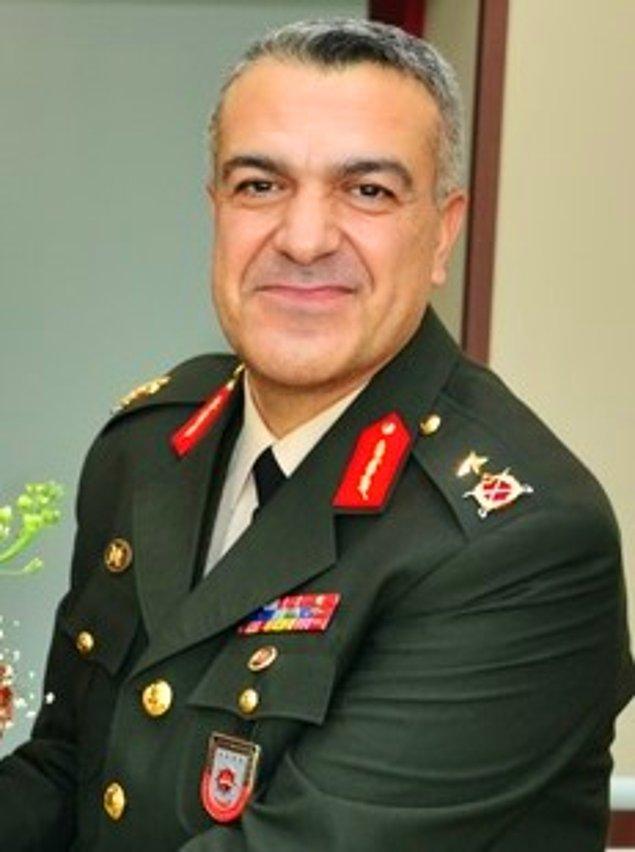 Manisa Garnizon Komutanı Tuğgeneral Yavuz Ekrem Arslan