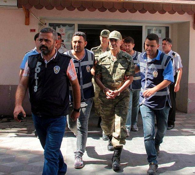 Manisa Merkez Komutanı Albay Murat Yıldız