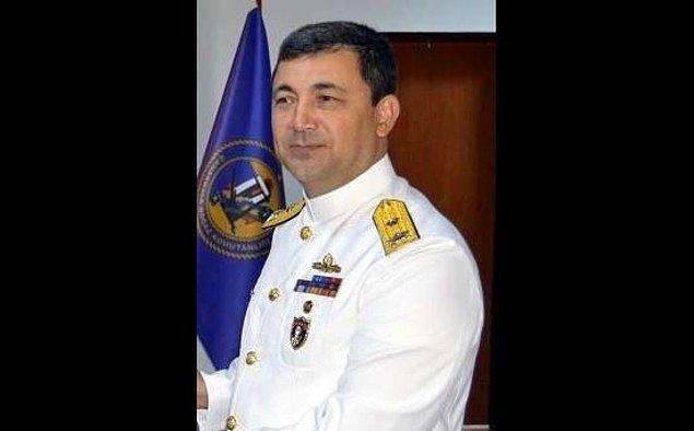 Çanakkale Boğaz ve Garnizon Komutanı Tuğamiral Serdar Ahmet Gündoğdu