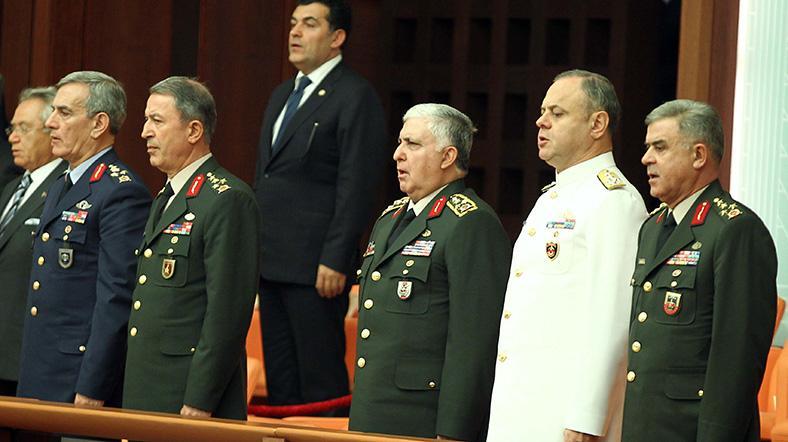 Askeri Birimleri Daha İyi Anlamak İçin Özetle TSKnın Genel Yapılanması 85