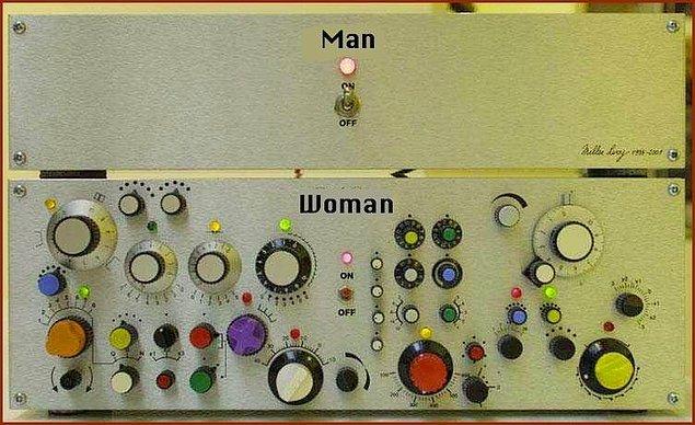 20. Ve kadınları anlamaya çalışırlar...