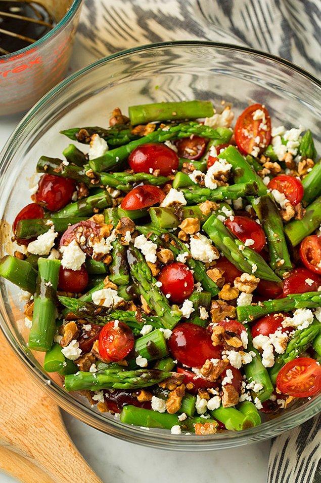 3. Lifi Bol Kuşkonmaz Salatası Tarifi