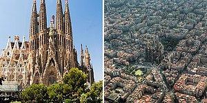 Bir de Bu Açıdan Bakalım: Dünyaca Ünlü 15 Kent Simgesinin Uzaktan Görünüşü