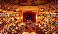 100-летний театр превратили в потрясающий книжный магазин