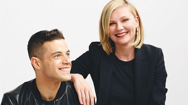 Aktris Kirsten Dunst'un ise üst sınıfıydı ve birlikte müzikal tiyatro dersi aldılar.