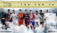 Avrupa'da Yılın Futbolcusu Ödülü Adayları