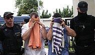 Yunanistan'a Kaçan 8 Darbecinin Kimliği Belli Oldu