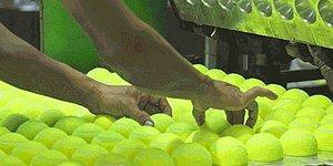 Tahmin Ettiğinizden Çok Daha Büyüleyici: Tenis Topu Nasıl Yapılır?