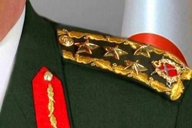 5. Türk Silahlı Kuvvetlerinde hangi rütbe daha yüksektir?
