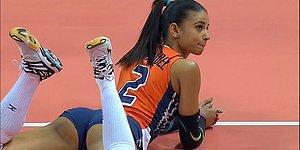 Доминиканская волейболистка покорила болельщиков своей красотой