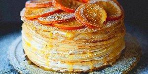Pastaya Yeni Soluk: İncecik Krepleri Kahvaltıdan Beş Çayına Taşıyacak 13 Krep Pasta Tarifi