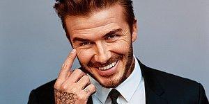 Kadın Erkek Demeden Herkesi Büyüleyen David Beckham Hakkında İlk Kez Duyacağınız 13 Şey