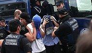 Yunanistan'daki 8 Darbeci Askere İkişer Ay Hapis
