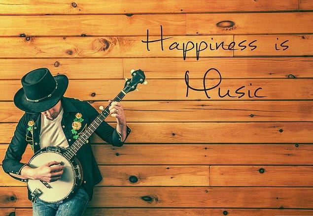 İnsanların iyi hissetmek için kullandıkları en önemli faaliyetlerden biri müzik dinlemektir.