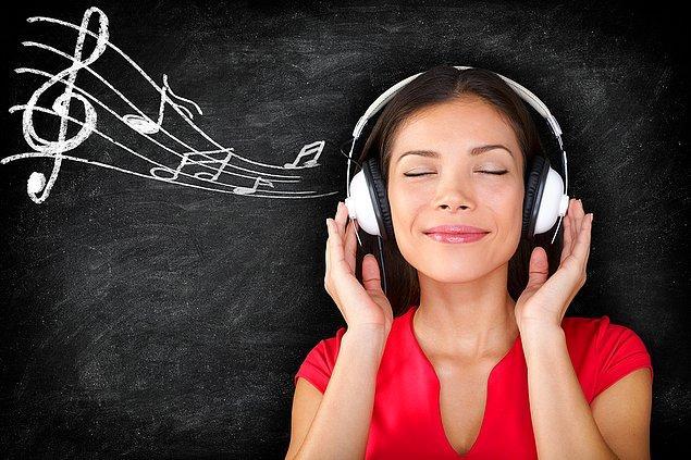Hüzünlü müzik bile bir mutluluk sebebi