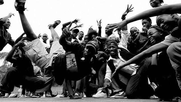 Depresyonun ilacı Hip-Hop