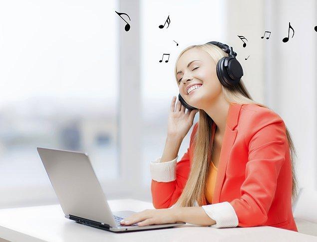 Müzik dinleyin... Her zaman