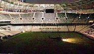 Darbeci Askerlerin Vodafone Arena'ya Helikopterle İniş Anı Kamerada